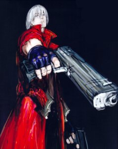Rating: Safe Score: 9 Tags: dante devil_may_cry male User: Radioactive