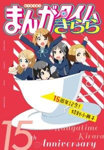Rating: Safe Score: 4 Tags: akiyama_mio hirasawa_yui k-on! kakifly kotobuki_tsumugi nakano_azusa seifuku tainaka_ritsu User: saemonnokami