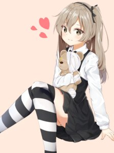 Rating: Questionable Score: 44 Tags: bandages girls_und_panzer gothic_lolita hikashou loli lolita_fashion pantsu shimada_arisu shimapan thighhighs User: sym455