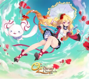 Rating: Safe Score: 48 Tags: cleavage dorothy_(oz_chrono_chronicle) garter heels oz_chrono_chronicle umbrella User: Daoloth