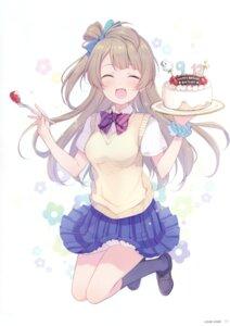 Rating: Questionable Score: 31 Tags: 6u love_live! minami_kotori seifuku sweater tagme User: Radioactive