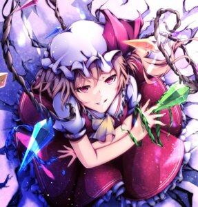 Rating: Safe Score: 14 Tags: flandre_scarlet mizuki_(ekakichan) touhou User: hobbito
