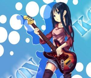 Rating: Safe Score: 5 Tags: akiyama_mio guitar k-on! pondel User: Radioactive