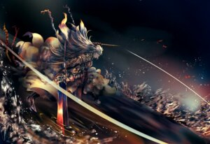 Rating: Safe Score: 19 Tags: armor blood kaze_minoru_so-ru sword User: Noodoll