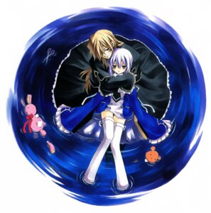 Rating: Safe Score: 6 Tags: echo mochizuki_jun pandora_hearts screening vincent_nightray User: ALam