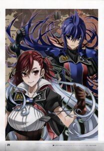 Rating: Safe Score: 14 Tags: honjou_raita imca riela_marcellis screening valkyria_chronicles valkyria_chronicles_3 User: ForteenF