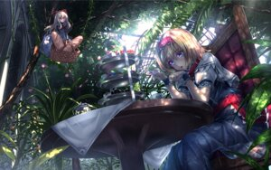 Rating: Safe Score: 64 Tags: alice_margatroid dress ryosios shanghai touhou User: Mr_GT