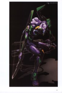 Rating: Safe Score: 5 Tags: mecha morishita_naochika neon_genesis_evangelion User: Radioactive