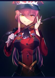 Rating: Safe Score: 58 Tags: fate/grand_order medb_(fate/grand_order) silly uniform weapon User: mash