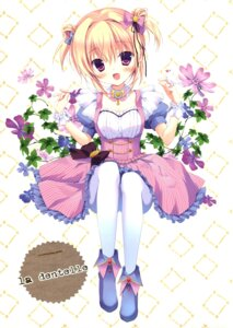 Rating: Safe Score: 72 Tags: canvas+garden ciel_(canvas+garden) dress miyasaka_miyu pantyhose User: Twinsenzw