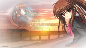Rating: Safe Score: 7 Tags: key little_busters! na-ga natsume_rin seifuku wallpaper User: girlcelly