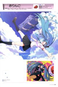 Rating: Safe Score: 13 Tags: aka_ringo hatsune_miku vocaloid User: Radioactive