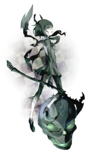 Rating: Safe Score: 11 Tags: black_rock_shooter dead_master takka vocaloid User: Radioactive
