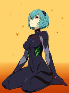 Rating: Questionable Score: 12 Tags: ayanami_rei chan×co neon_genesis_evangelion User: ferkunxd
