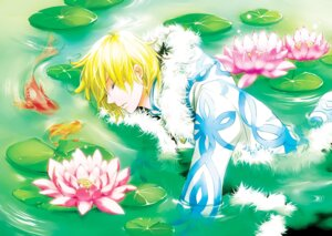 Rating: Safe Score: 3 Tags: astro-g fai_d._flourite male tsubasa_reservoir_chronicle User: charunetra