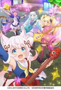 Rating: Safe Score: 8 Tags: animal_ears delmin guitar heels horns howan kitsune mashima_himeko nekomimi ruhuyu show_by_rock!! show_by_rock!!_mashumairesh!! tagme tail thighhighs User: saemonnokami