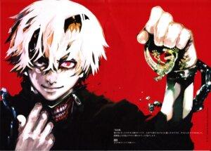 Rating: Safe Score: 9 Tags: heterochromia ishida_sui kaneki_ken male screening tokyo_ghoul User: care1
