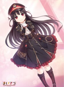 Rating: Safe Score: 42 Tags: cura hachiroku lose maitetsu uniform User: moonian
