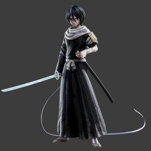Rating: Questionable Score: 4 Tags: bleach japanese_clothes kuchiki_rukia sword User: Yokaiou