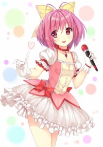 Rating: Safe Score: 56 Tags: cosplay kami_nomi_zo_shiru_sekai kasami_(caidychen) nakagawa_kanon puella_magi_madoka_magica User: fairyren