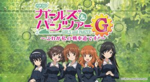 Rating: Safe Score: 8 Tags: akiyama_yukari girls_und_panzer isuzu_hana nishizumi_miho reizei_mako tagme takebe_saori uniform User: saemonnokami