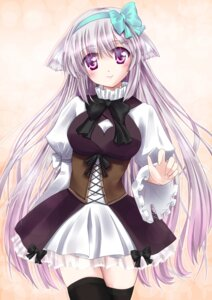 Rating: Safe Score: 33 Tags: fule thighhighs User: hobbito
