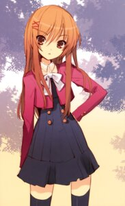 Rating: Safe Score: 64 Tags: fujitsubo-machine ito_noizi seifuku thighhighs User: Kalafina