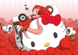 Rating: Safe Score: 30 Tags: decilitre hello_kitty nekomura_iroha vocaloid User: thfp