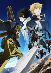 Rating: Safe Score: 11 Tags: artemis_(broken_blade) broken_blade delfing male mecha rygart_arrow sword uniform zess User: Faults