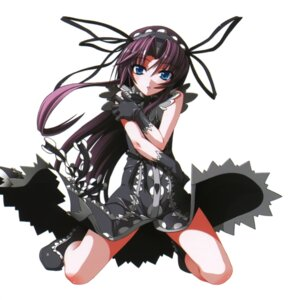 Rating: Questionable Score: 22 Tags: demonbane dress etheldreda niθ User: Radioactive