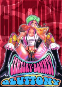 Rating: Safe Score: 6 Tags: jewelry_bonney one_piece thighhighs User: Radioactive