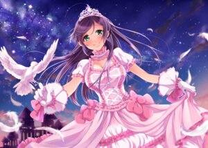 Rating: Safe Score: 54 Tags: arihara cleavage dress love_live! skirt_lift toujou_nozomi User: Mr_GT