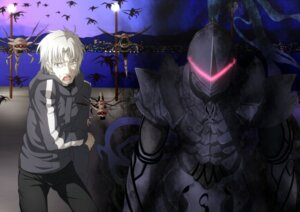 Rating: Safe Score: 13 Tags: armor berserker fate/stay_night fate/zero matou_kariya tagme User: shizukane