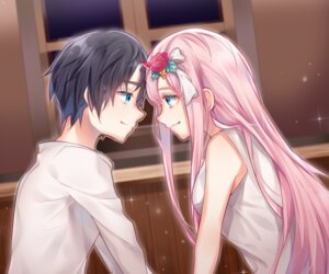 Rating: Safe Score: 14 Tags: darling_in_the_franxx hiro_(darling_in_the_franxx) horns koynoppanuch zero_two_(darling_in_the_franxx) User: 김도엽