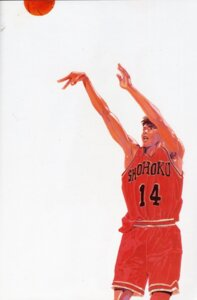 Rating: Safe Score: 3 Tags: basketball inoue_takehiko male mitsui_hisashi slam_dunk User: Umbigo