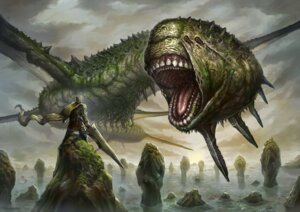 Rating: Safe Score: 17 Tags: armor monster nekoemonn sword User: blooregardo