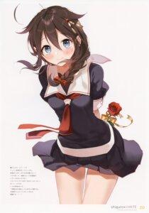 Rating: Safe Score: 27 Tags: kantai_collection moni naoto seifuku shigure_(kancolle) User: charunetra