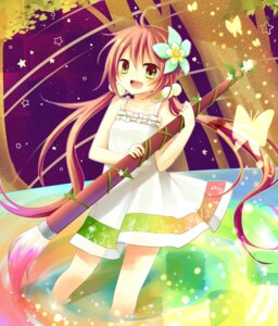 Rating: Safe Score: 10 Tags: amene_kurumi dress oekaki_musume User: fairyren