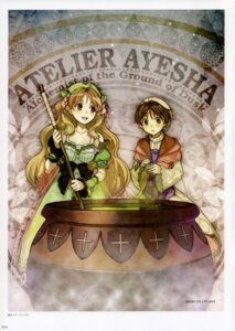 Rating: Safe Score: 14 Tags: atelier atelier_ayesha ayesha_altugle cleavage dress hidari nio_altugle User: Shuumatsu