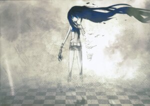 Rating: Safe Score: 18 Tags: black_rock_shooter black_rock_shooter_(character) huke vocaloid User: Radioactive