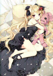 Rating: Safe Score: 184 Tags: dress gothic_lolita lolita_fashion peco User: wlx533633733