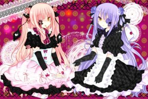 Rating: Safe Score: 25 Tags: barasuishou dress eyepatch gothic_lolita kirakishou lolita_fashion rozen_maiden sakuragi_yuzuki User: Nekotsúh