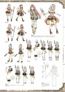 Rating: Safe Score: 2 Tags: atelier atelier_escha_&_logy character_design digital_version escha_malier hidari jpeg_artifacts User: Shuumatsu