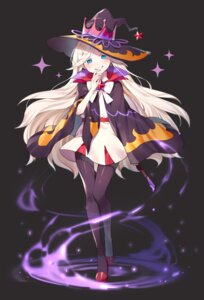 Rating: Safe Score: 38 Tags: azit_(down) cookie_run dress pantyhose witch User: RyuZU