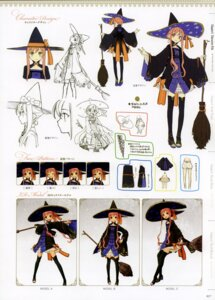 Rating: Safe Score: 15 Tags: atelier atelier_ayesha bloomers character_design expression heels hidari thighhighs wilbell_voll_erslied witch User: Shuumatsu
