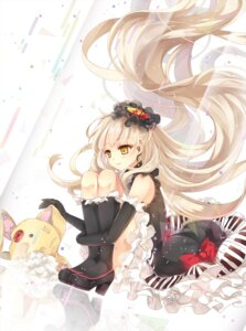 Rating: Safe Score: 41 Tags: akara mayu_(vocaloid) vocaloid User: fairyren