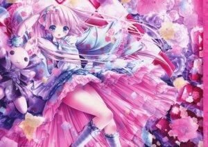 Rating: Safe Score: 64 Tags: dress fixed harukaze_setsuna lolita_fashion nagase_sayaka pantsu see_through tinkle wa_lolita User: RICO740