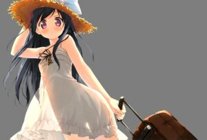 Rating: Safe Score: 56 Tags: dress kantoku overfiltered summer_dress transparent_png User: KiNAlosthispassword