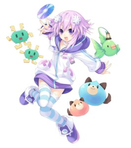 Rating: Safe Score: 54 Tags: choujigen_game_neptune compile_heart neptune thighhighs tsunako User: Kaput