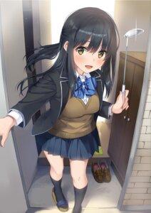 Rating: Safe Score: 67 Tags: seifuku sweater unasaka User: kiyoe
